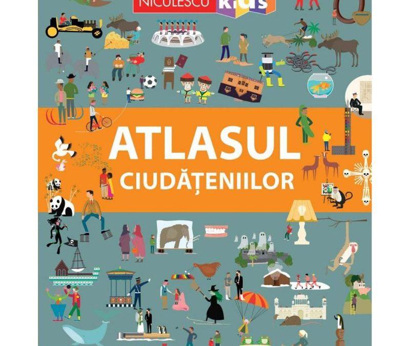 """Recenzie """"Atlasul ciudateniilor"""" de Clive Gifford"""