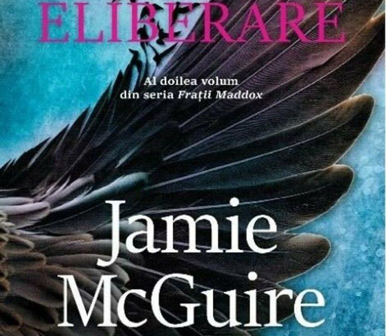 """Recenzie """" Dulcea Eliberare"""" de Jamie McGuire"""