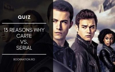 Quiz: 13 Reasons Why – Carte vs. Serial