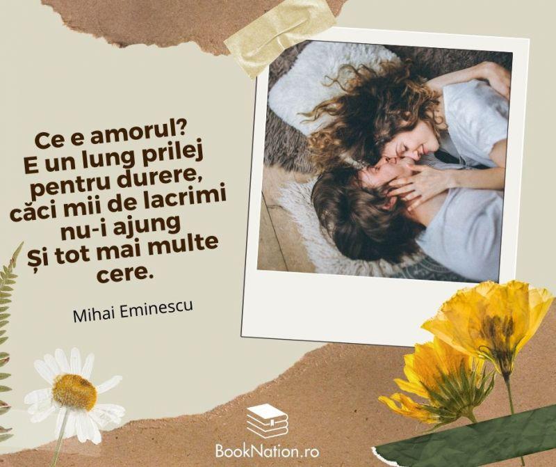 Ce e amorul? – Mihai Eminescu