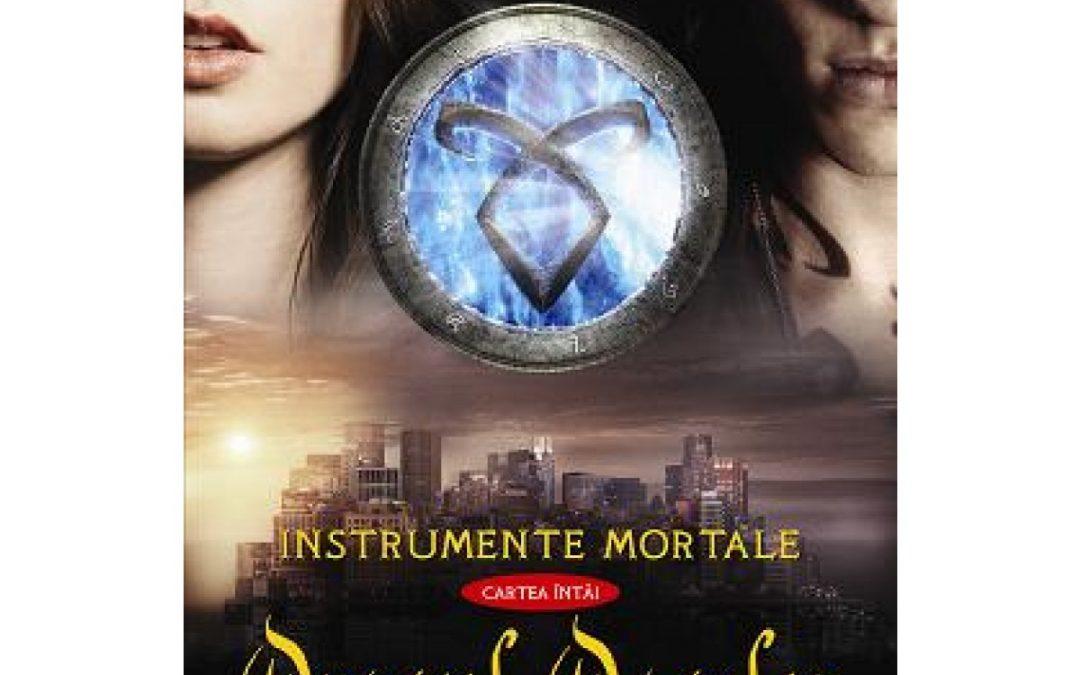 """Recenzie """" Orașul Oaselor"""" de Cassandra Clare"""