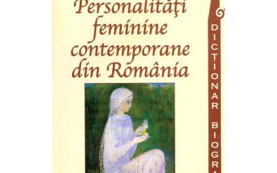 """Recenzie """"Personalități feminine contemporane din România. Dicționar biografic"""" de George Marcu"""