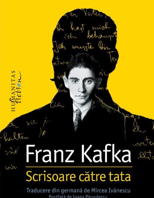 """Recenzie """"Scrisoare către tata"""" de Franz Kafka"""