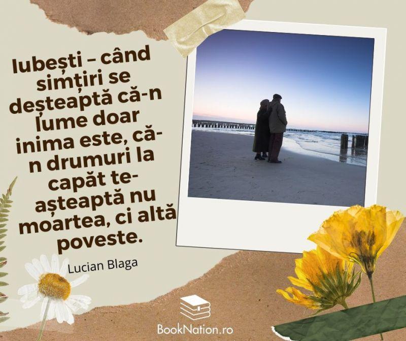Iubire – Lucian Blaga ~ poezii de dragoste