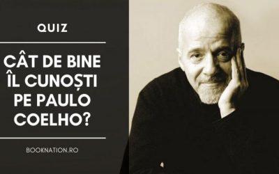 Cât de bine îl cunoști pe Paulo Coelho?