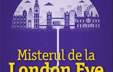 """Recenzie """"Misterul de la London Eye"""" de Siobhan Dowd"""