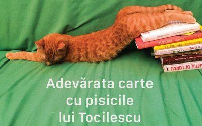 """Recenzie """"Adevărata carte cu pisicile lui Tocilescu"""" de Alex Tocilescu"""