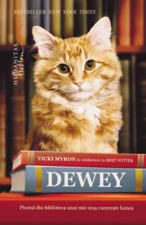 """Recenzie """"Dewey. Pisoiul din biblioteca unui mic oraș cucerește lumea"""" de Vicki Myron"""