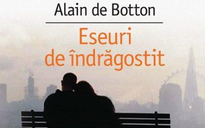 """Recenzie """"Eseuri de îndrăgostit"""" de Alain de Botton"""