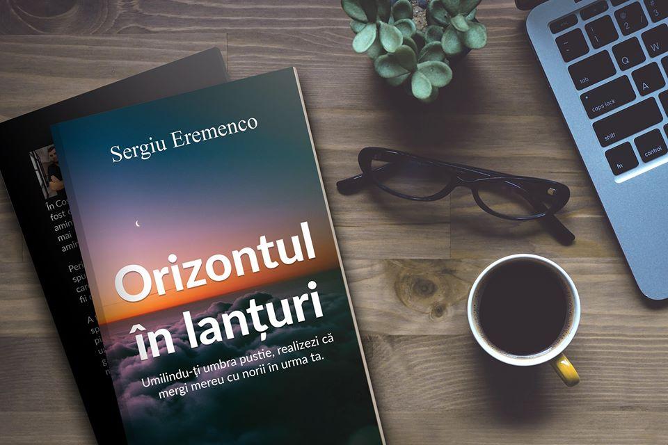 """Interviu cu Sergiu Eremenco, autorul cărții """"Orizontul în lanțuri"""""""