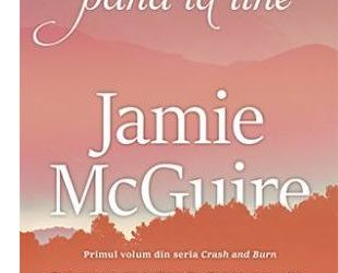 """Recenzie """"De aici până la tine"""" de Jamie McGuire"""