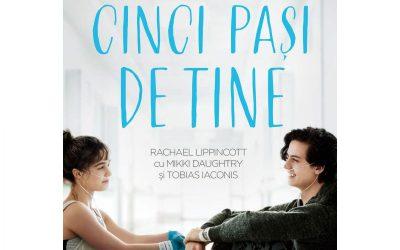"Recenzie ""La cinci pași de tine"" de Rachael Lippincott,Mikki Daughtry, Tobias Iaconis"