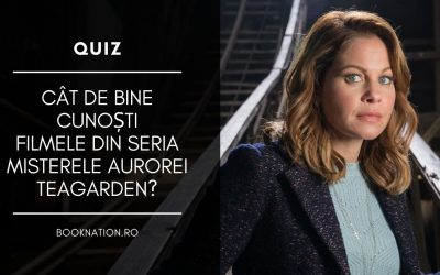 Quiz: Cât de bine cunoști filmele din seria Misterele Aurorei Teagarden?