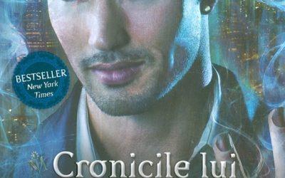 """Recenzie """" Cronicile lui Magnus Bane"""" de Cassandra Clare"""