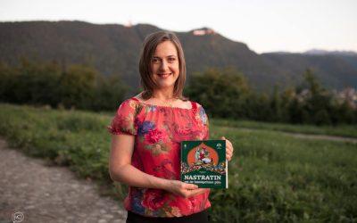 """Interviu cu Cristina Grecu, autoarea cărții """"Nastratin cel de înțelepciune plin"""""""
