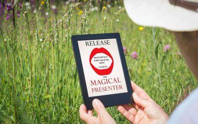 """Interviu cu Neamțu Alexandra Teodora, autoarea cărții """"Release the Magical Presenter"""""""