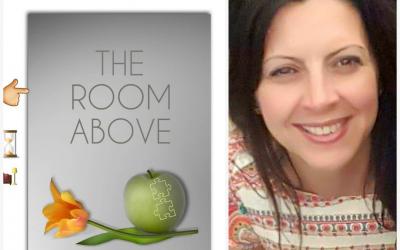 """Interviu cu Laura Hergane, autoarea cărții """"The Room Above"""""""