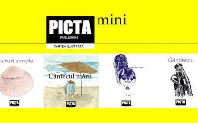 "Recenzie seria ""MiniPicta"" de Editura Picta"