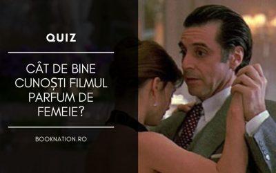 """Quiz: Filmul """"Parfum de femeie"""" – regia lui Martin Brest"""