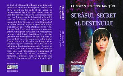 """Interviu cu Cristian Tiru, autorul cărții """"Surasul secret al Destinului"""""""