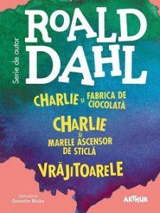 Pachet Roald Dahl