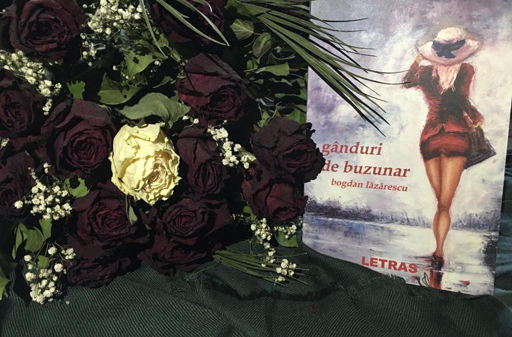 """Interviu cu Bogdan Lăzărescu, autorul cărții """"Gânduri de buzunar"""""""