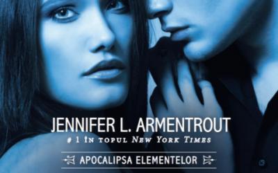 """Recenzie """"Mai rece ca gheața"""" de Jennifer L. Armentrout"""