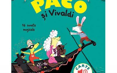 """Recenzie """"Paco si Vivaldi"""" de Magali Le Huche"""