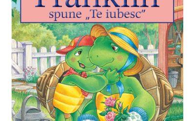 "Recenzie ""Franklin spune Te Iubesc"" de Paulette Bourgeois"