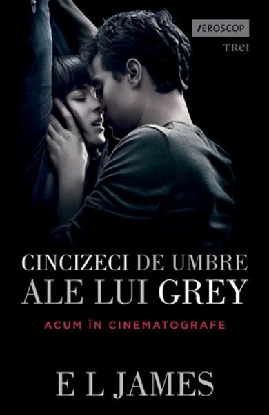 "Recenzie ,, Cincizeci de umbre ale lui Grey"" de E.L James"