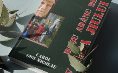 """Recenzie """"Roșu adânc pe Valea Jiului"""" de Carol Gigi Nicolau"""