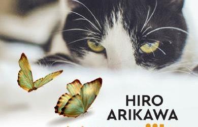 """Recenzie """"Memoriile unui motan călător"""" de Hiro Arikawa"""