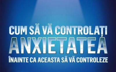 """Recenzie """"Cum să vă controlaţi anxietatea înainte ca aceasta să vă controleze"""" de Albert Ellis"""