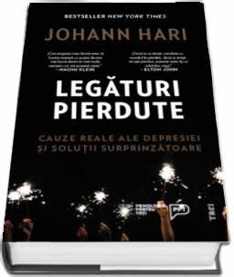 """Recenzie """"Legături pierdute"""" de Johann Hari"""