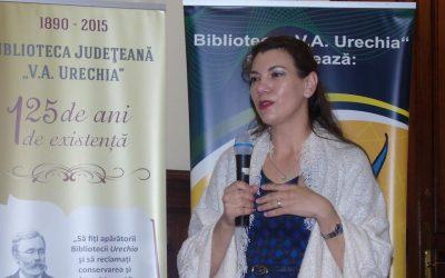 """Interviu cu Fănica Rarinca, autoarea cărții """"MICA STEA PORTOCALIE – DE UNUL SINGUR"""""""