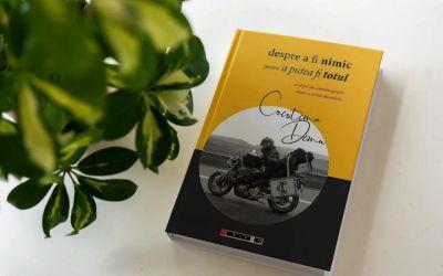 """Interviu cu Cristina Dinu, autoarea cărții """"Despre a fi nimic pentru a putea fi totul"""""""