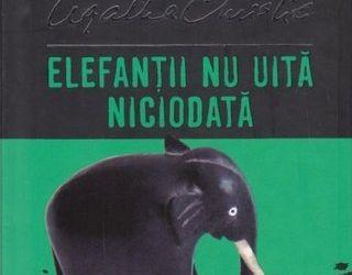 """Recenzie """"Elefanții nu uită niciodată"""" de Agatha Christie"""