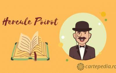 5 Cărți care te vor face să îl îndrăgești pe Hercule Poirot