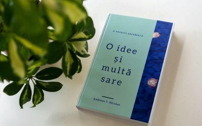 Interviu cu scriitoarea Andreea T. Niculae