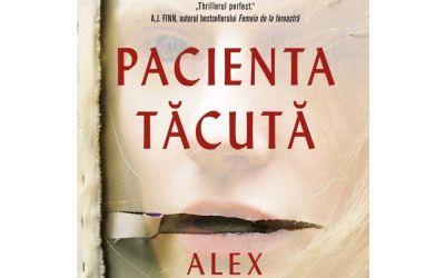 "Recenzie ,,Pacienta Tăcută"" de Alex Michaelides"