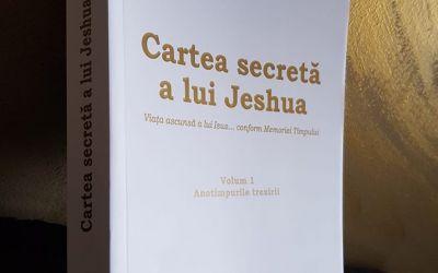 """Recenzie """"Cartea secretă a lui Jeshua. Viața ascunsă a lui Isus… conform Memoriei Timpului."""" Volum 1 – Anotimpurile trezirii de Daniel Meurois"""