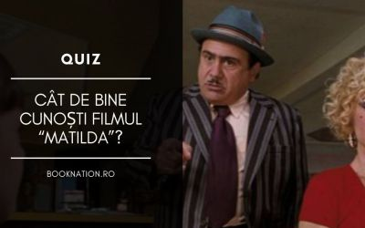 """Quiz: """"Matilda"""", în regia lui Danny DeVito"""