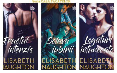 """Recenzie serie """"Casa păcatelor"""" de Elisabeth Naughton"""