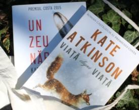 """Recenzie """"Viață după viață"""" și """"Un zeu năruit"""" de Kate Atkinson (Saga familiei Todd)"""