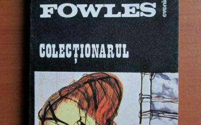 """Recenzie """"Colecționarul"""" de John Fowles"""