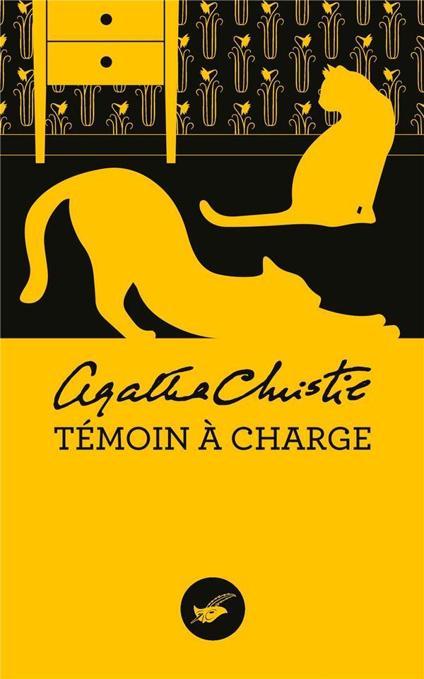 Martorul acuzării de Agatha Christie