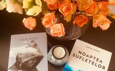 Interviu cu scriitorul Sorin Oprea