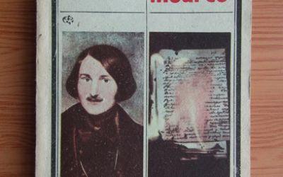 "Recenzie ""Suflete moarte"" de N.V. Gogol"