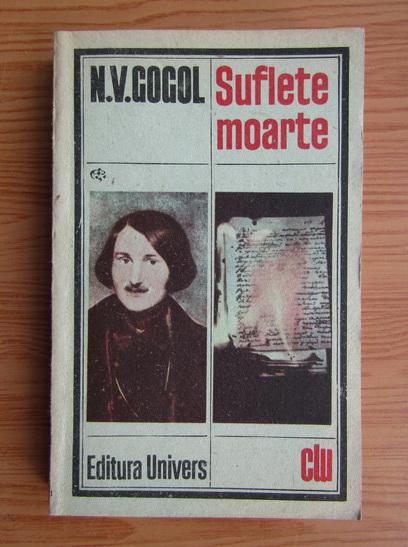 Suflete moarte de N.V. Gogol
