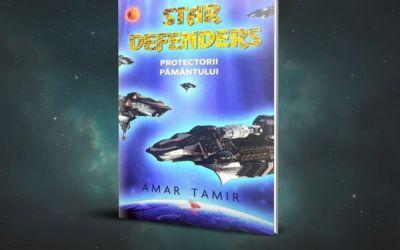 """Recenzie """"Star Defenders – Protectorii Pământului"""" de Amar Tamir"""